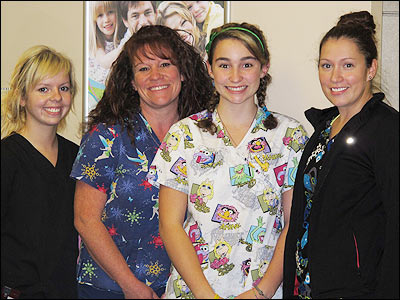 Port Hope Dental's Take Kids to Work
