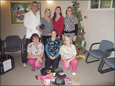 Port Hope Dental's Giving Tree